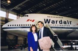 Hal-Jo-in-front-of-Wardair-November-1988-260x171