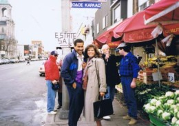 Hal-Jo-outside-of-market-on-the-Danforth-November-1988-260x183