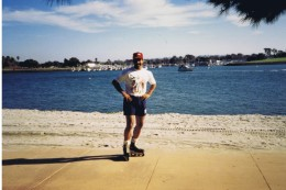 Hal-rollerblading-for-the-firs-time-Feb-89-San-Diego-260x173