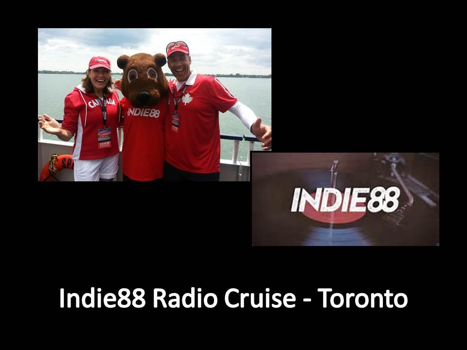 Indie88 logo